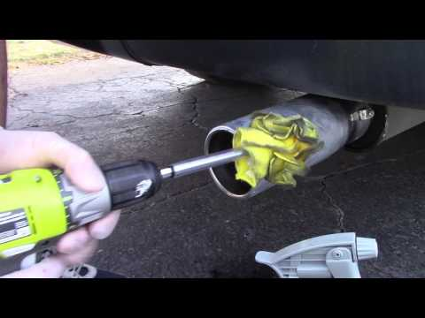 POLISH EXHAUST  TIP|DALLAS PAINT CORRECTION|AUTO DETAILING PLANO TEXAS