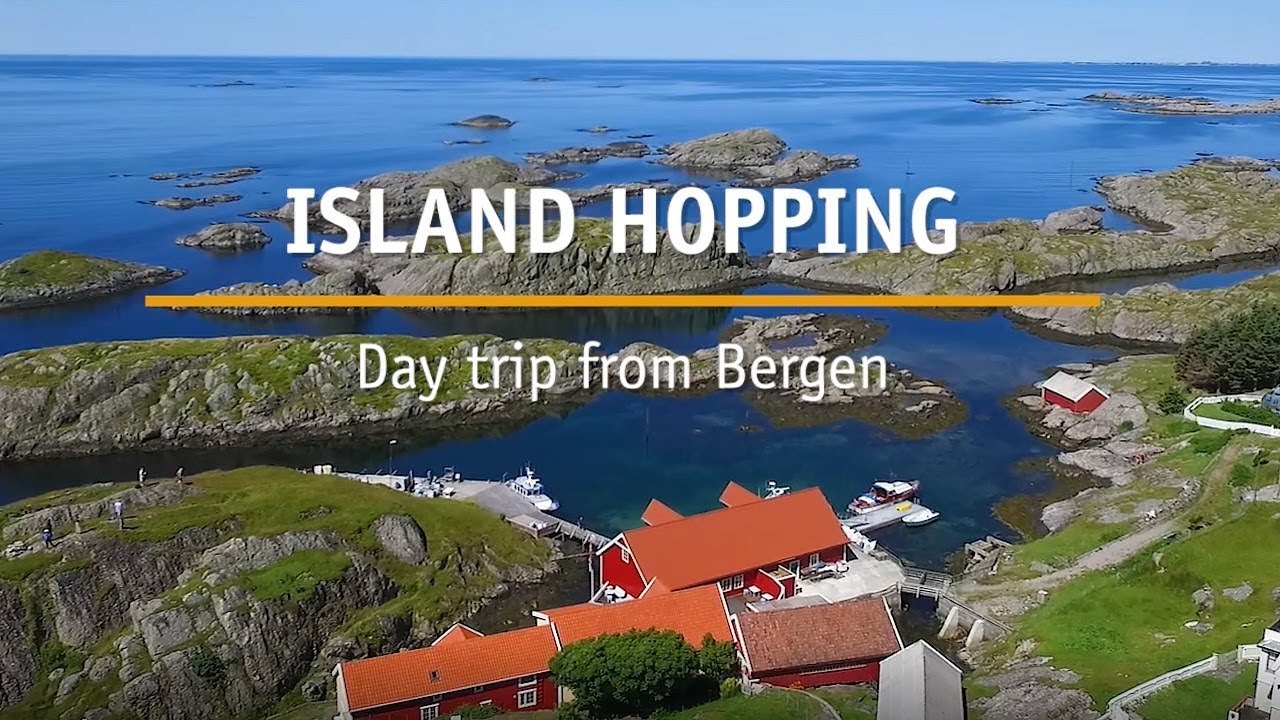 Øyhopping fra Bergen