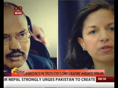 US National Security Advisor Susan Rice condemns the Uri Attack
