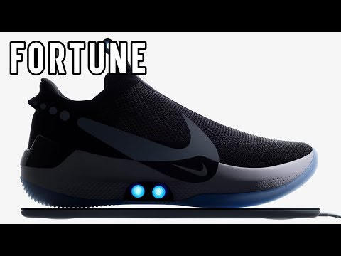 Nike Introduces 'Nike Adapt BB' I Fortune