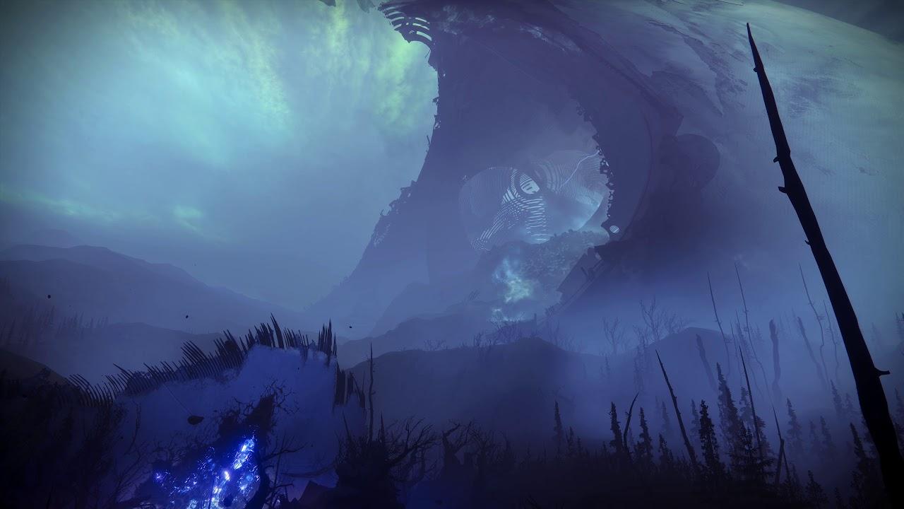 Fragment of the Traveler - (Destiny 2) - [Live Wallpaper] 4K - YouTube