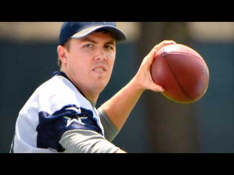 Kellen Moore reacts to getting more reps