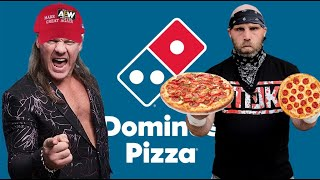 Disco Inferno REVIEWS Nick Gage vs Chris Jericho