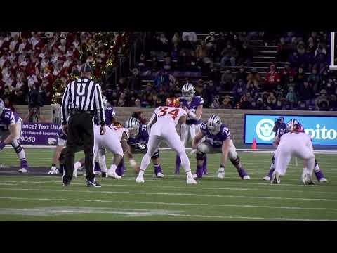 Kansas State Wildcats: K-State Vs Iowa State Highlights | KSU 27, ISU 17
