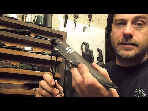 Attaching Knives To Machete Sheaths