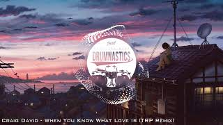 Craig David - When You Know What Love Is (TRP Remix) Video