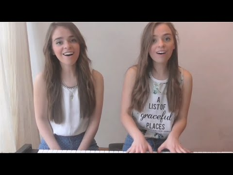 LOVE ME LIKE YOU DO - Ellie Goulding | Twin Melody Cover (Spanish version at the end!!)