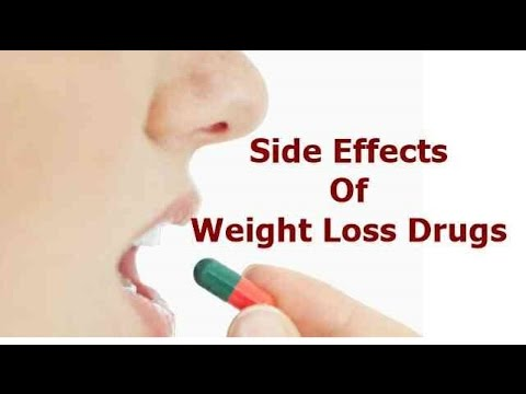 Do Not Buy Any Weight Loss Supplement Without Knowing Side Effects !