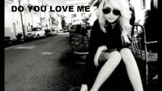 Amanda Jenssen Do You Love Me