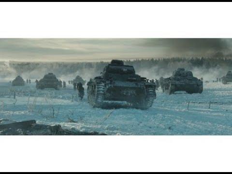 壮絶な戦いが展開する!映画『パトリオット・ウォー ~ナチス戦車部隊に挑んだ28人~』予告編
