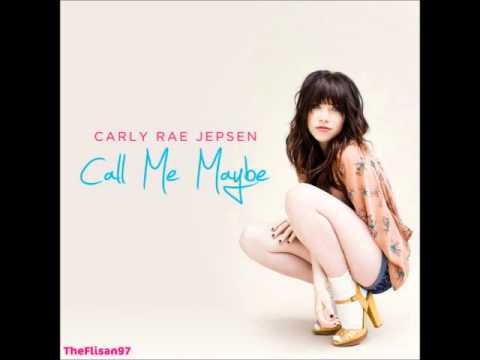 Carly Rae Jepsen - Call Me Maybe (Audio)