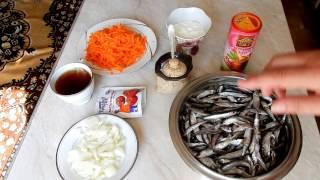 КИЛЬКА с чайной заваркой  в МУЛЬТИВАРКЕ вкусноооооооо рыба тушёная