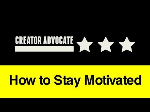 Entrepreneur Advice: How to Stay Motivated When Unmotivated