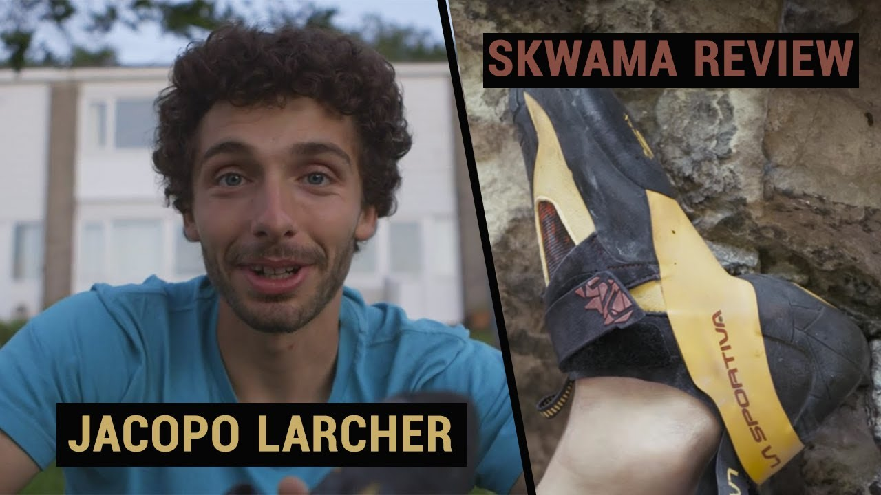La Sportiva Skwama Review: Jacopo Larcher's Favourite Shoe