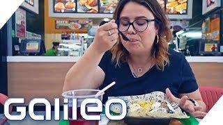 Ofenkartoffel als Fast-Food: Erfolgreiche Franchises in Japan und Russland | Galileo | ProSieben