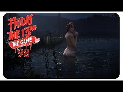 AFK und trotzdem entkommen! #98 Friday the 13th: The Game [deutsch] - Gameplay Together