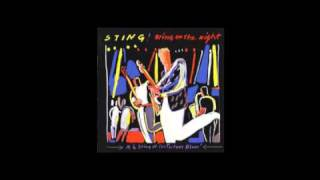 Sting - One World (Not Three) / Love Is The Seventh Wave