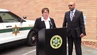 Sheriff's Office & U.S. Immigration Customs Enforcement Launch Unique Program at Fresno County Jail