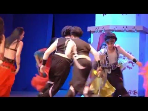 One Jump Ahead - Aladdin (2015)