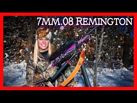 7mm.08 Review With Awesome Hunting Footage (Deer Meat For Dinner)