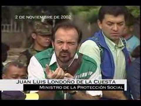 Resultado de imagen para Fotos del Ministro de la Protección Social Juan Luis Londoño