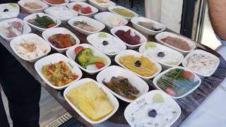 муж откармливает меня рыбой / ЦЕНА ужина в хорошем ресторане / Измир Турция