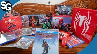Spider-Man: Into the Spider-Verse 3D Blu-ray Unboxing