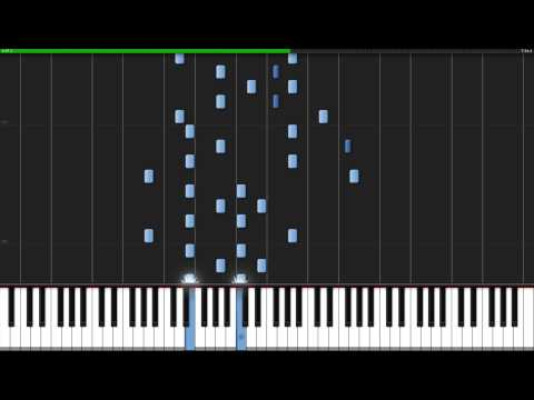 Child of Light Medley [Piano Tutorial] (Synthesia)
