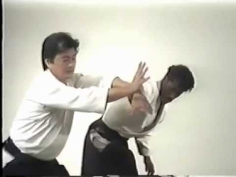 Aikido Instructional Video Yoshimitsu Yamada 7th Dan Head