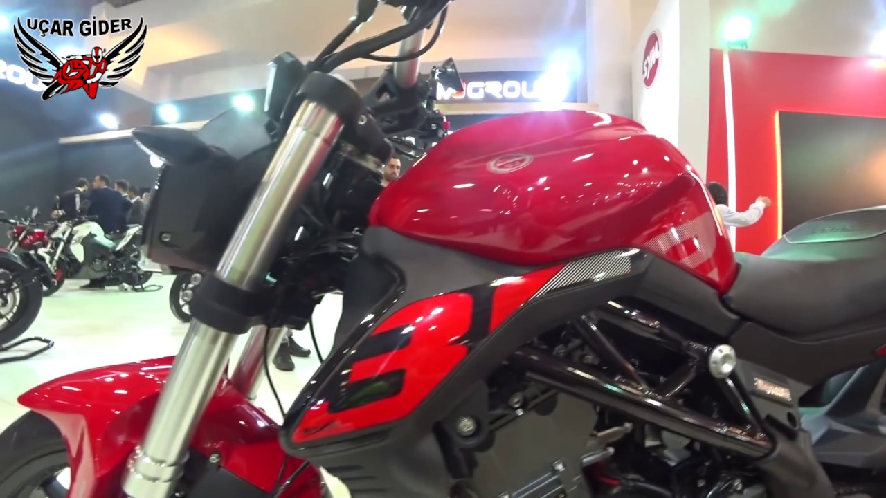 2019 Benelli Tnt 249 S Abs / Benelli 302s Abs
