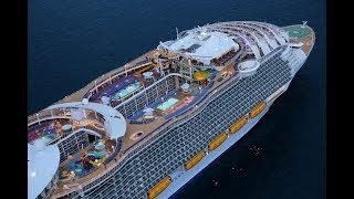 Największy statek świata 2018