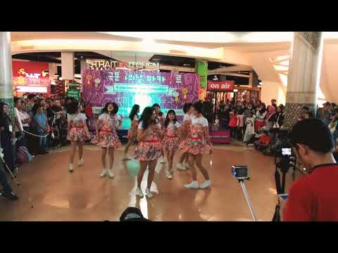Girls' Generation - Holiday Dance Cover By TEN4 SQUAD Makassar