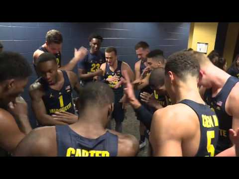 Inside Marquette Basketball - Madness with Sam Hauser, Markus Howard