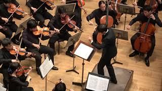 祝典前奏曲(R.シュトラウス) アンサンブル・フリー第30回 West&East合同演奏会