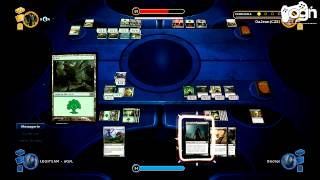 PC - Magic 2014 The Gathering : Duels of the Planeswalkers - Gameplay FR