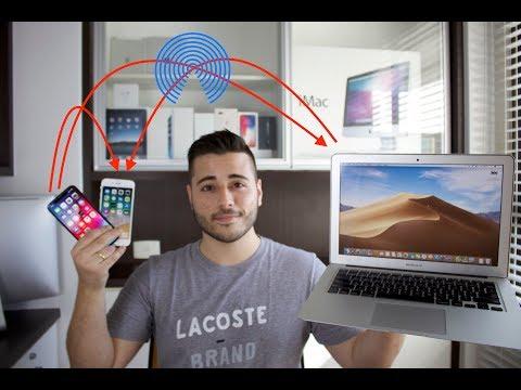 AirDrop - A Melhor Maneira de Compartilhar Arquivos - Dispositivos Apple