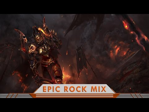 1 Hour Epic Music Mix - Epic Hybrid Rock Mix (29K Subs Special)