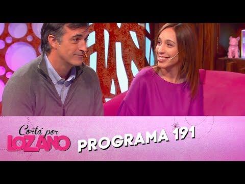 Programa 191 (16-10-2017) - Cortá por Lozano