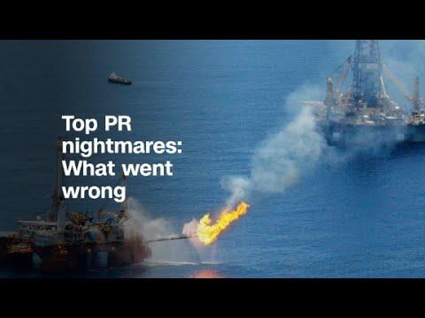 Top PR Nightmares: What Went Wrong