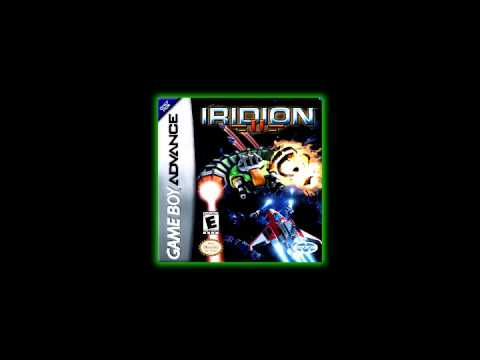 Iridion II - Cloudy Stairway Theme (Game Boy Advance)