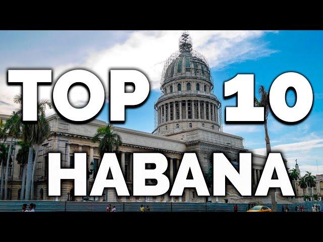 QUÉ VER Y BEZOEKER EN LA HABANA, CUBA TURISMO CULTURAL: los lugares turísticos más interesantes
