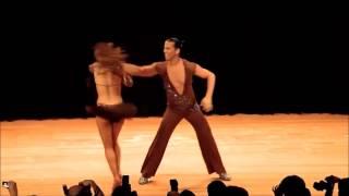 Латиноамериканские танцы, бачата - танцуют профессионалы