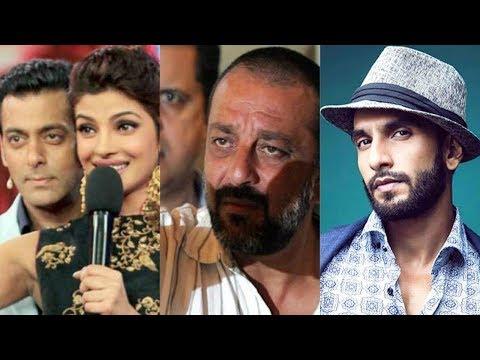 Salman Khan & Priyanka Chopra in Variety Magazine, Karan Johar teams with Ranveer, Sanjay Dutt Angry