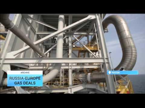 Europe Тeeds Gazprom: Europe