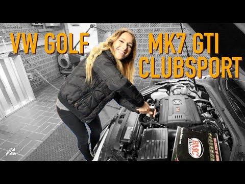 Lisa Yasmin | VW Golf MK7 GTI CLUBSPORT | Tuning + Prüfstand