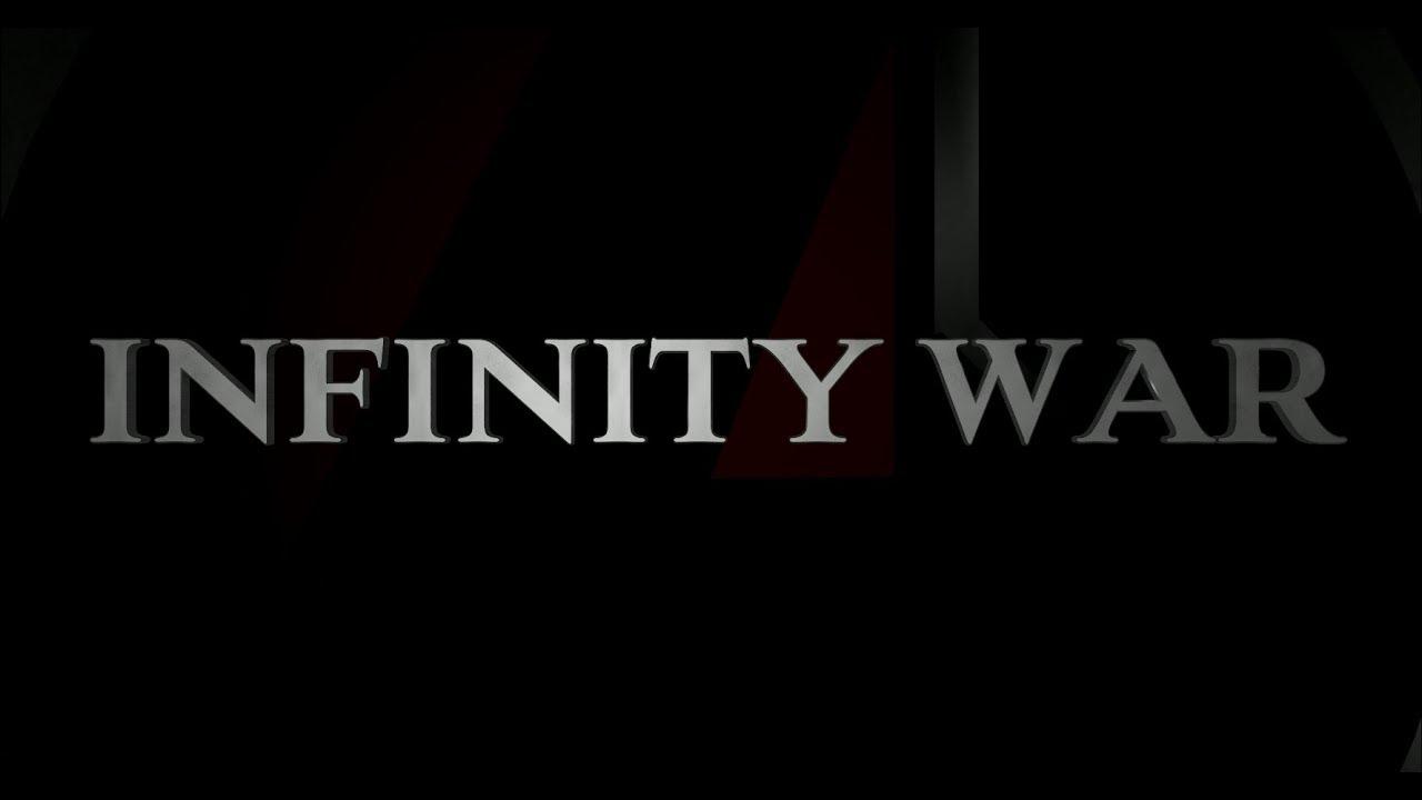 Infinity War Title Cards Fan Recreation [4K HDR]