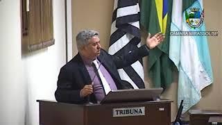 17ª Sessão Ordinária - Presidente Marcão Alves