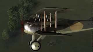 Energy Fighting Spad XIII