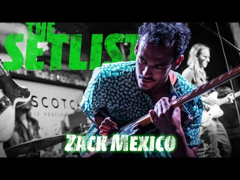 Zack Mexico live at The Pour House | THE SETLIST – S01E06