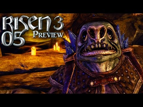 RISEN 3 PREVIEW [HD+] #005 - Arge Plage unter Tage ★ Let's Play Risen 3